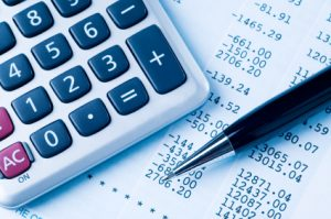 Calculating financial needs