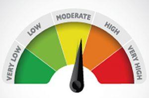 risk tolerance meter