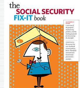 Social Security Fix It book cover