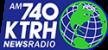 AM 740 KTRH Logo
