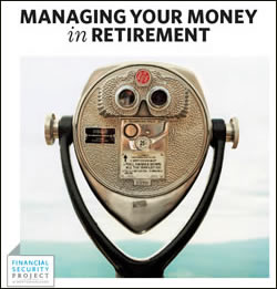 Report on managing your money in retirement