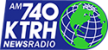 AM 740 KTRH News Radio logo